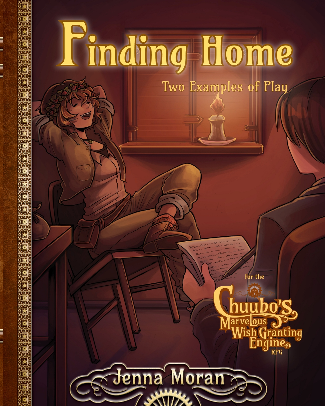 Finding Home Cover Front